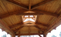 Bigelow - Timber Frame Pavilion